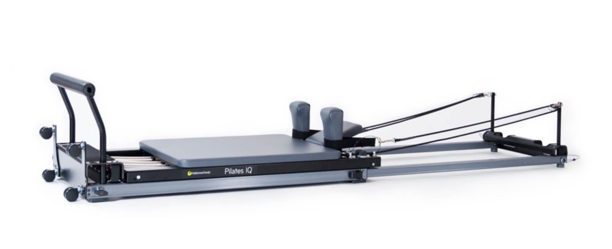 Pilates IQ Reformer, with Library Wheels review