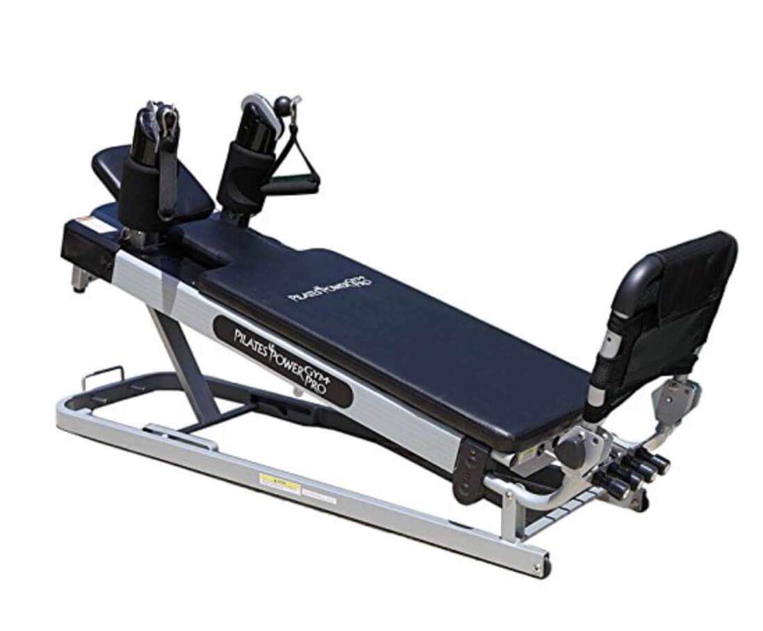 Pilates Power Gym Pro '3-Elevation Mini Reformer Exercise System review