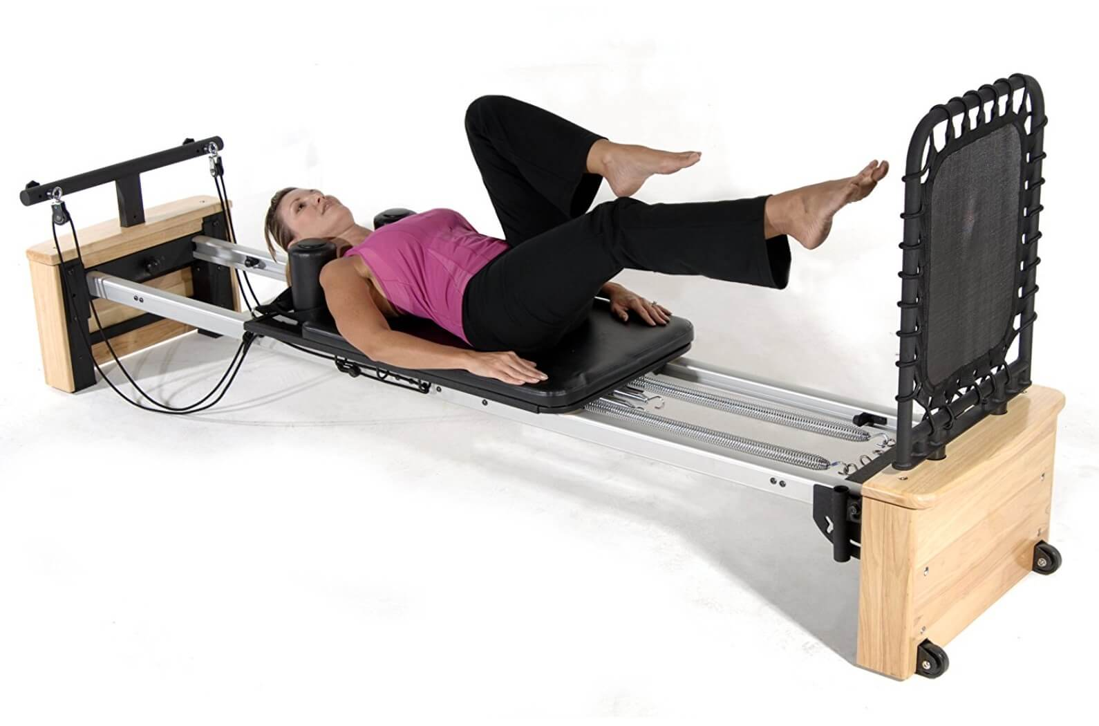 Stamina AeroPilates Pro XP 557 Home Pilates Reformer