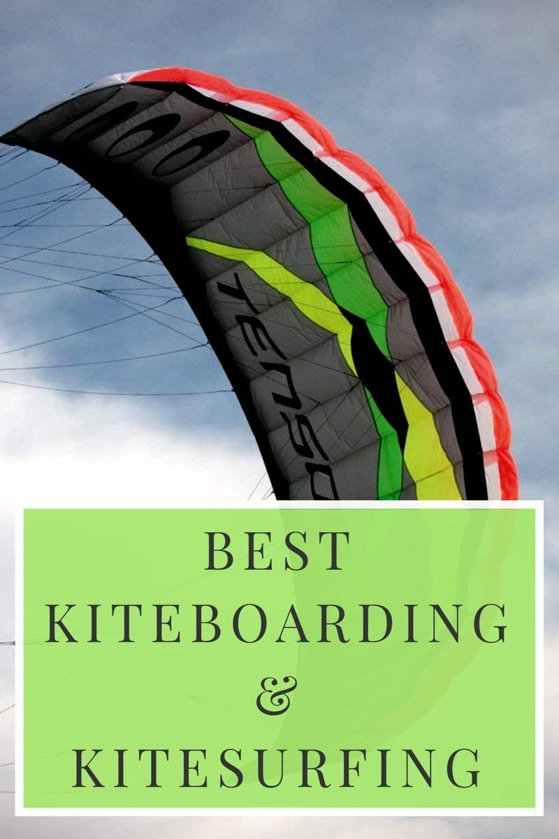 Best Kiteboarding and Kitesurfing Gear