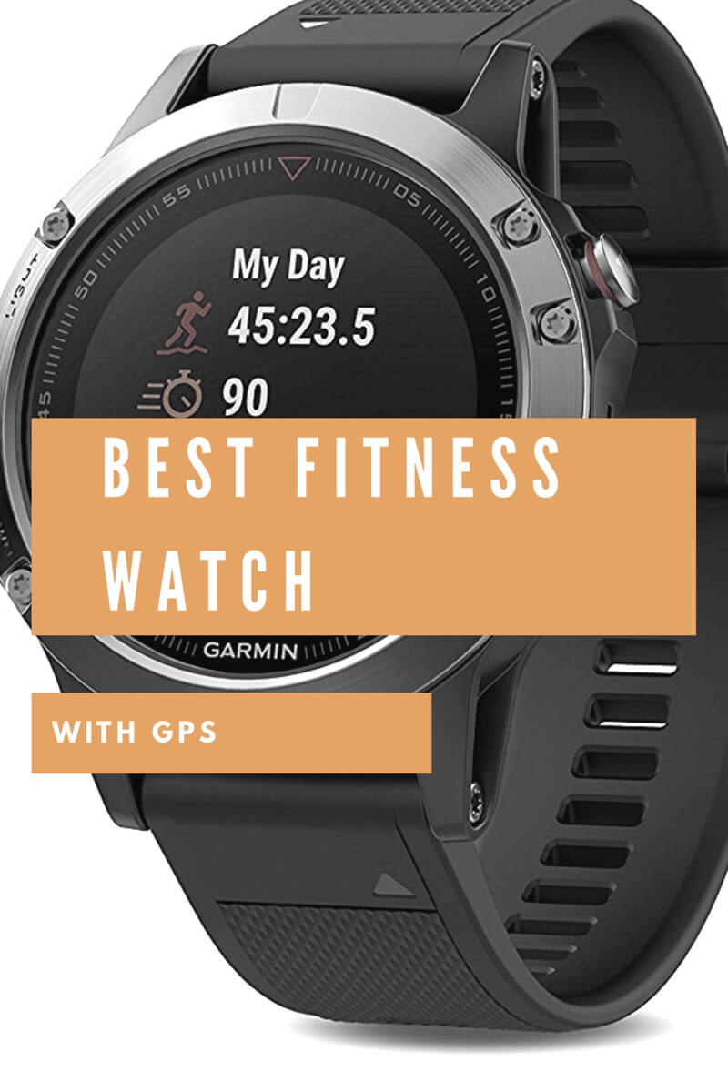 Best fitness watch with GPS