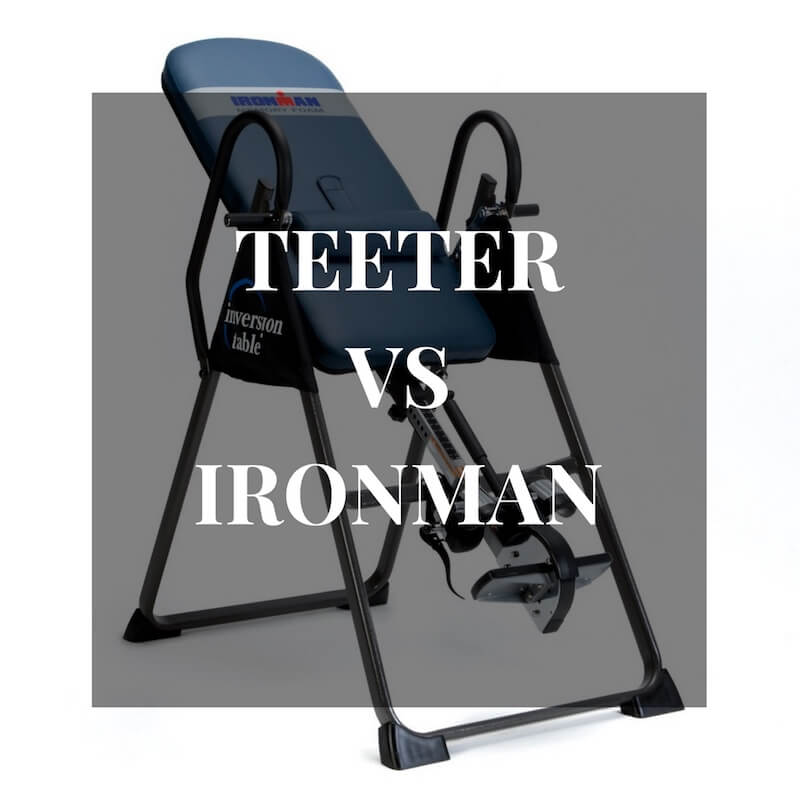 TEETER VS IRONMAN