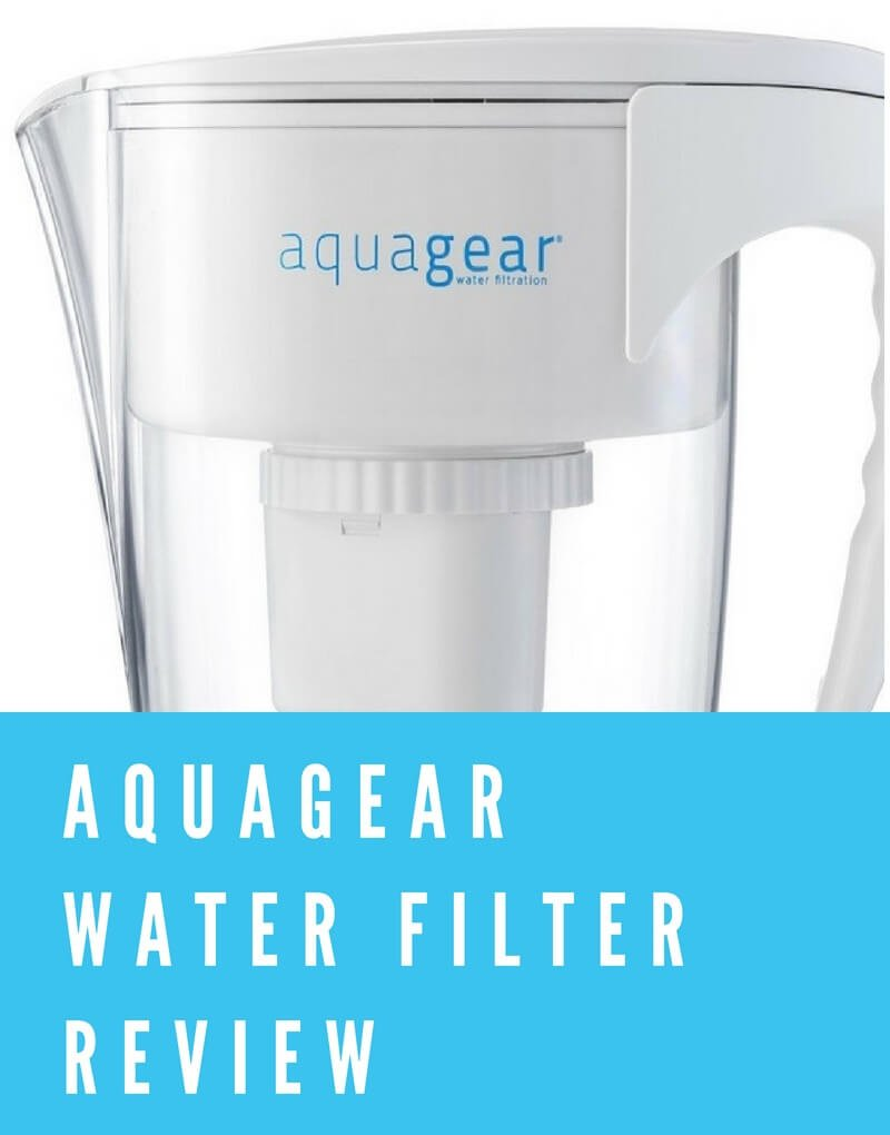 aquagear water filter review