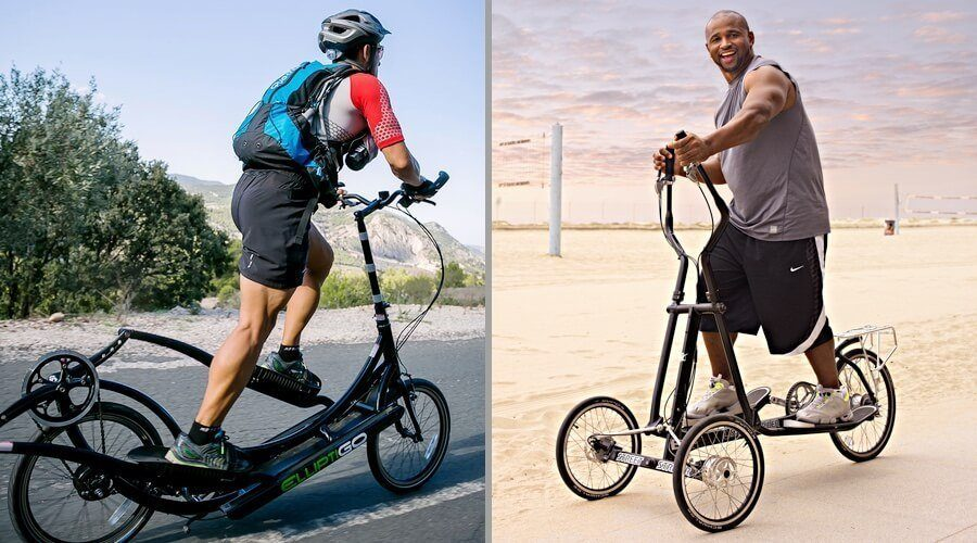 Compare StreetStrider and ElliptiGo