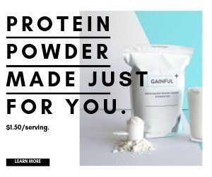 Protein Powder Made Just For You.