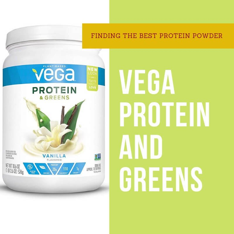 Vega Protein and Greens Review