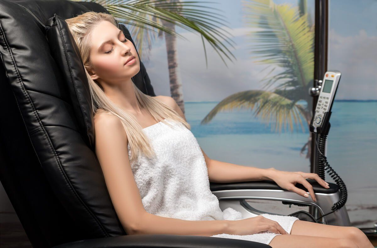 massage chair benefits