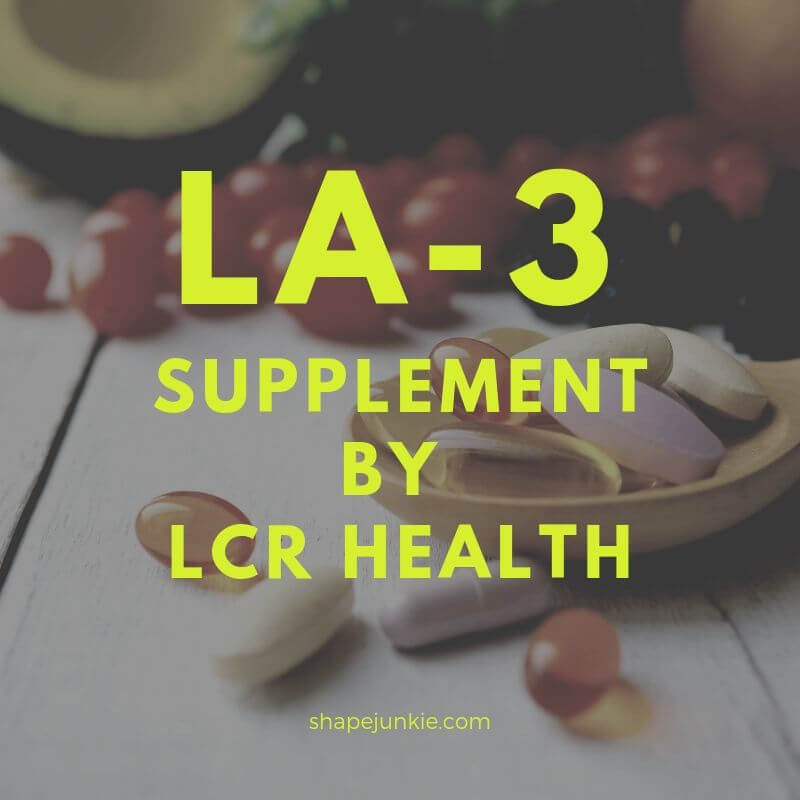 LA-3 Supplement by Live Cell Research