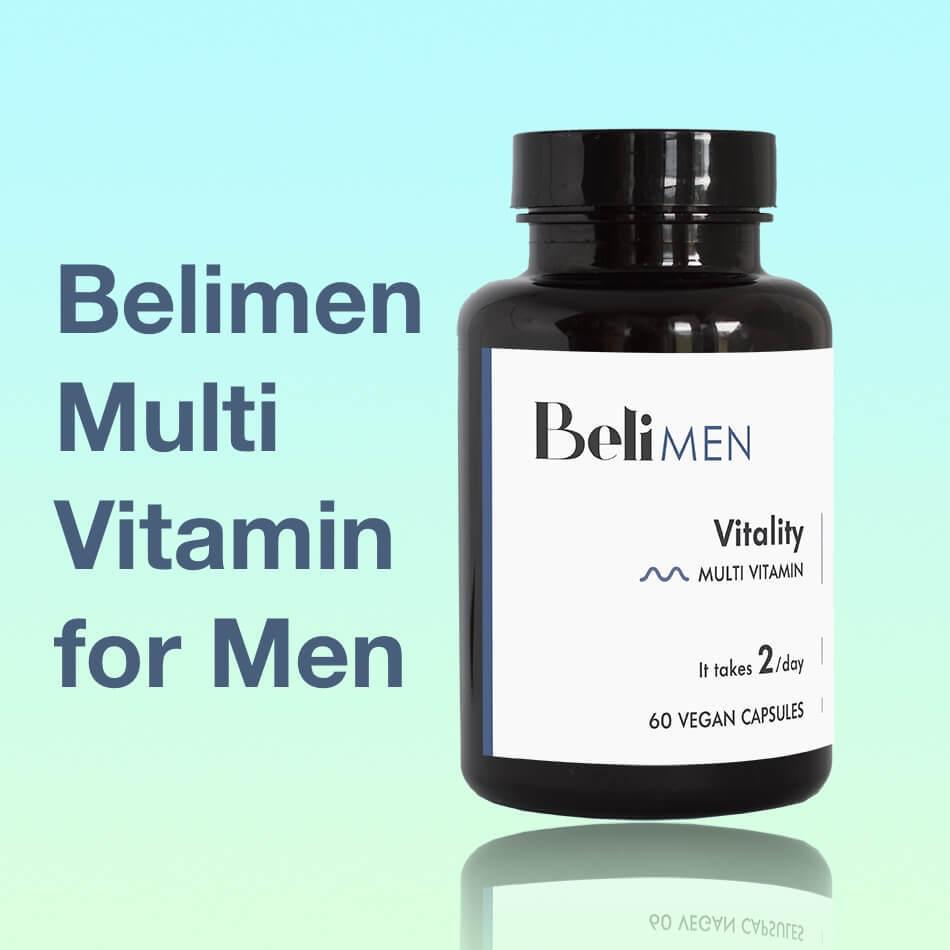 Belimen Vitality Multi vitamin review