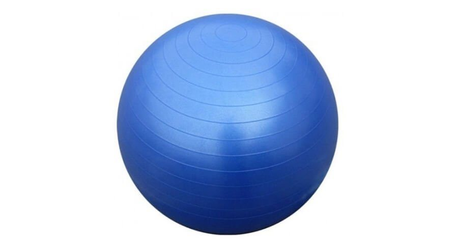 March with an Exercise Ball