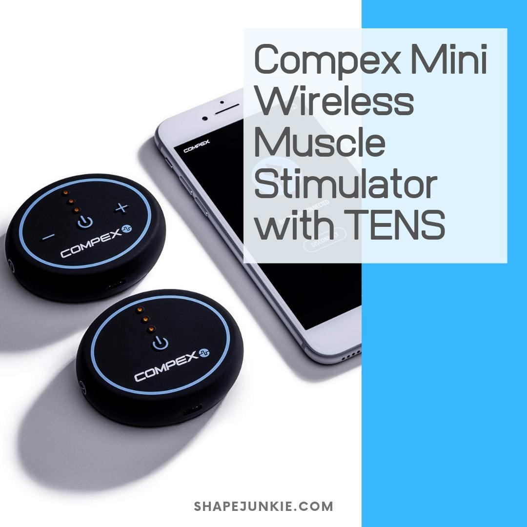 Compex Mini Wireless Muscle Stimulator with TENS review