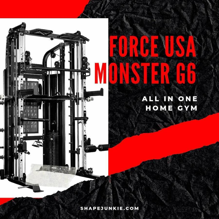 FORCE USA MONSTER G6 review