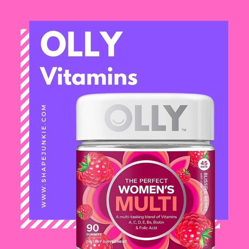 OLLY Vitamins review