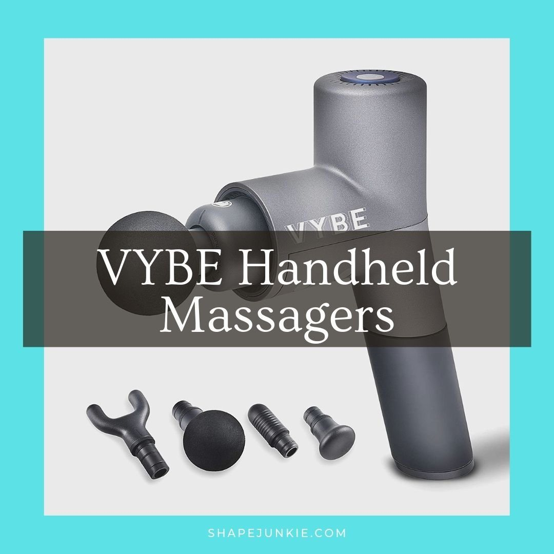 VYBE Handheld Massagers