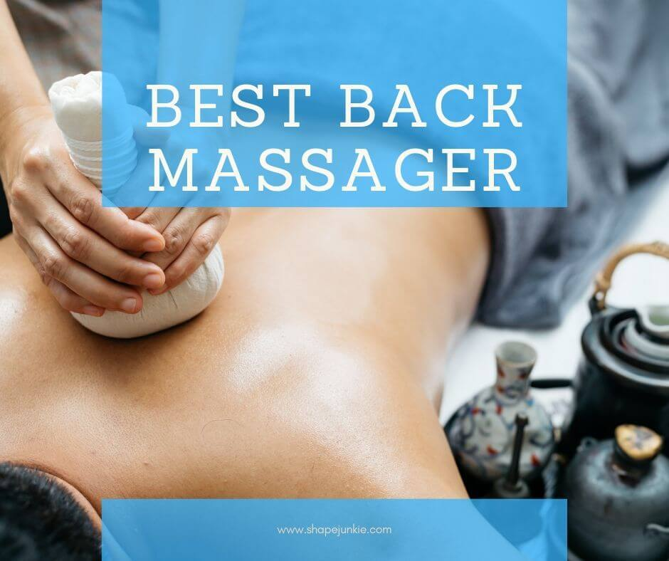 best back massager