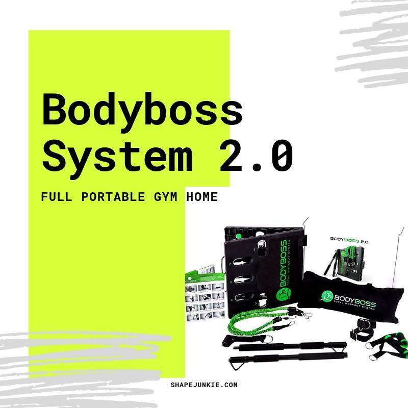 bodyboss 2.0 home gym system review