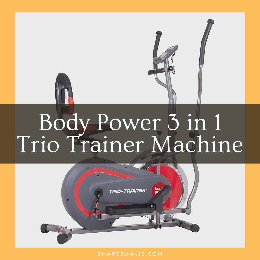 Body Power 3 in 1 Trio Trainer Machine