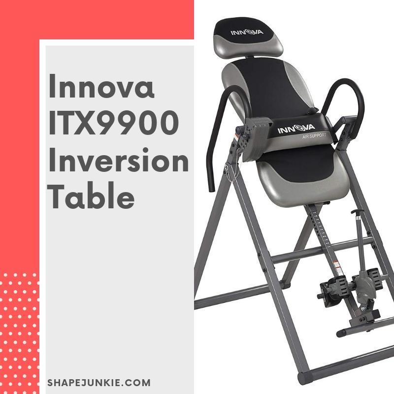 Innova ITX9900 inversion table