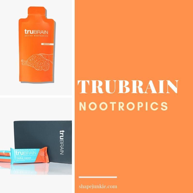 Trubrain Nootropics