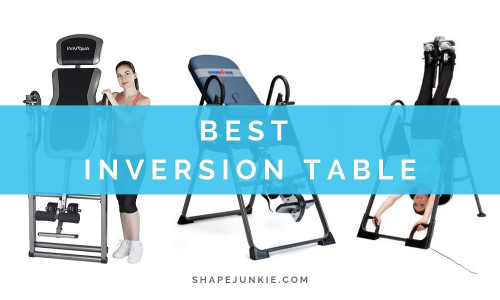 Best inversion table - buying guide