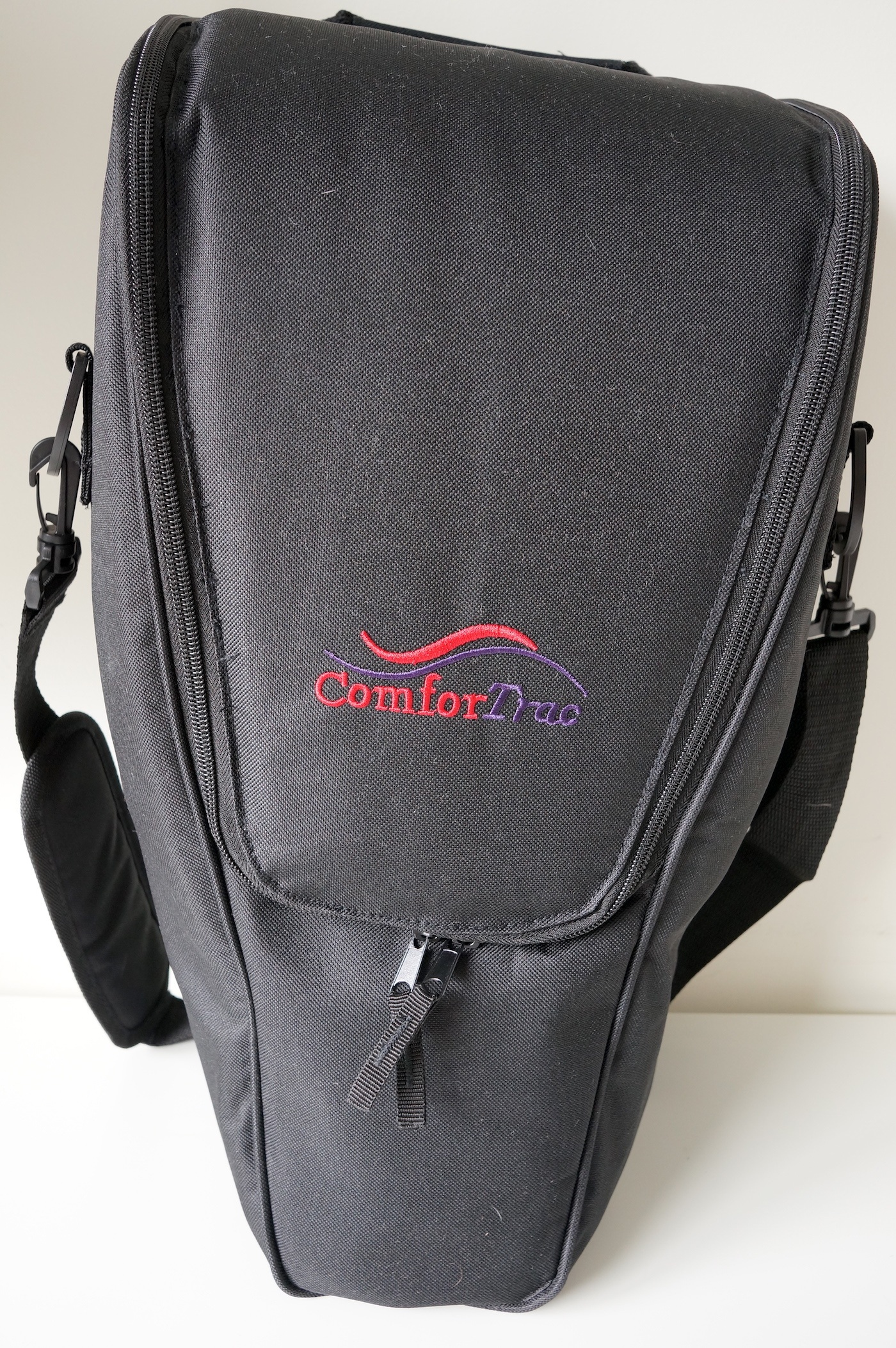 ComforTrac Cervical Traction Device carrying case