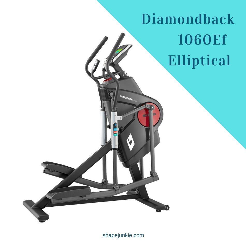 Diamondback 1060Ef elliptical trainer