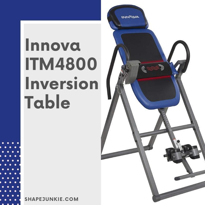 Innova ITM4800 inversion table
