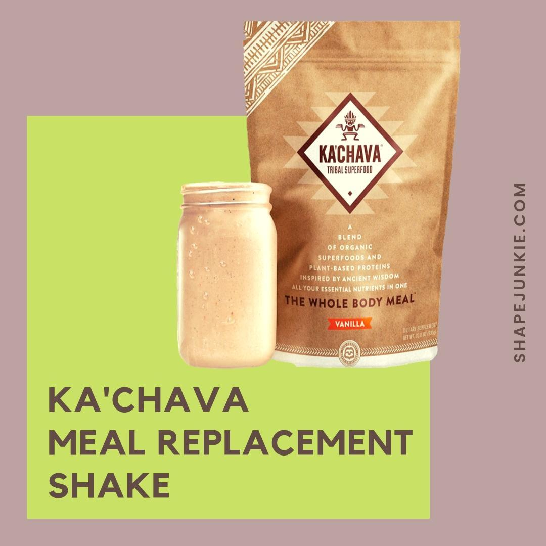 KaChava Meal Replacement Shake