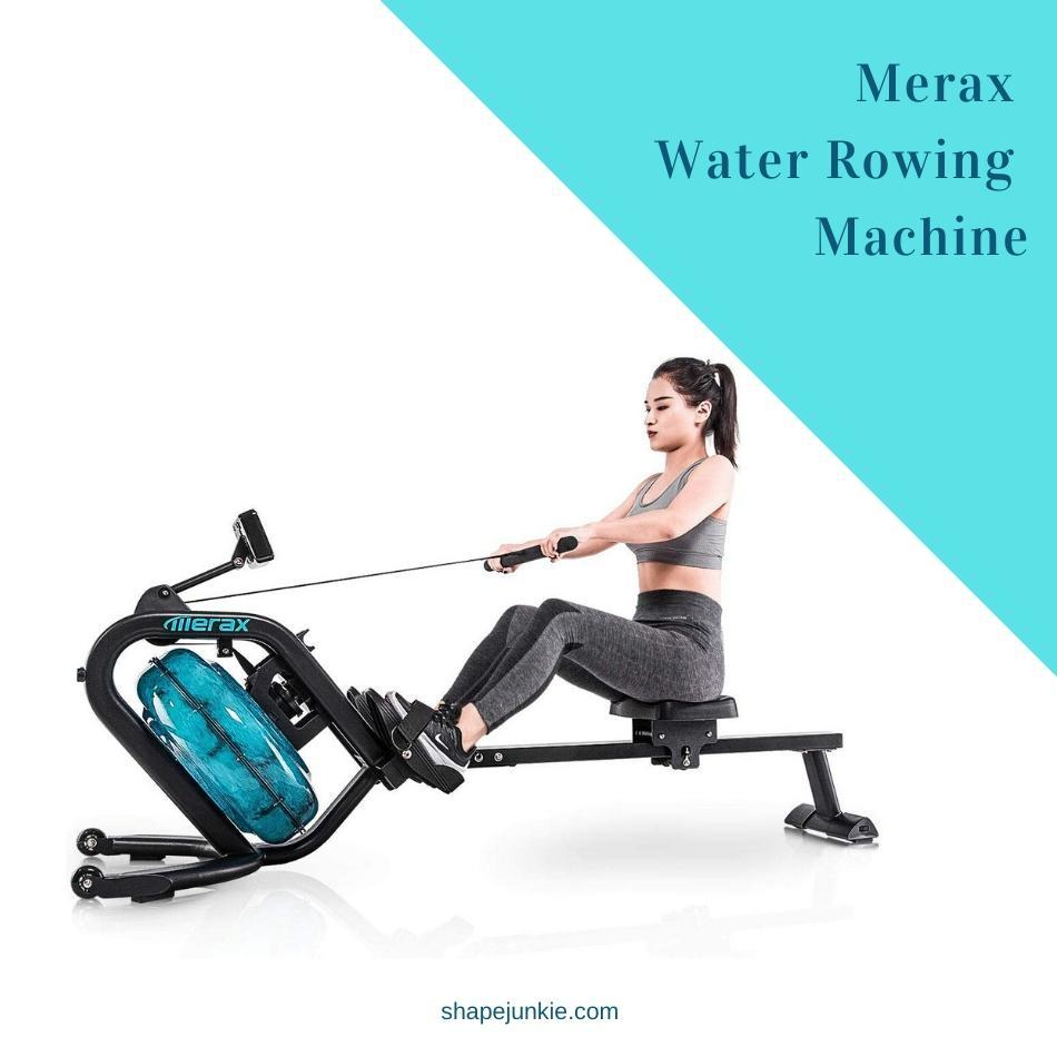 Merax Water Rowing Machine