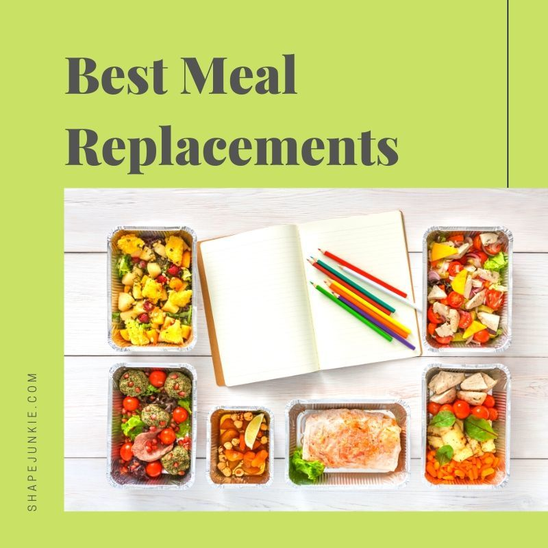 Best Meal Replacements