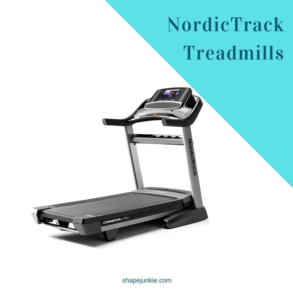 Best NordicTrack Treadmills