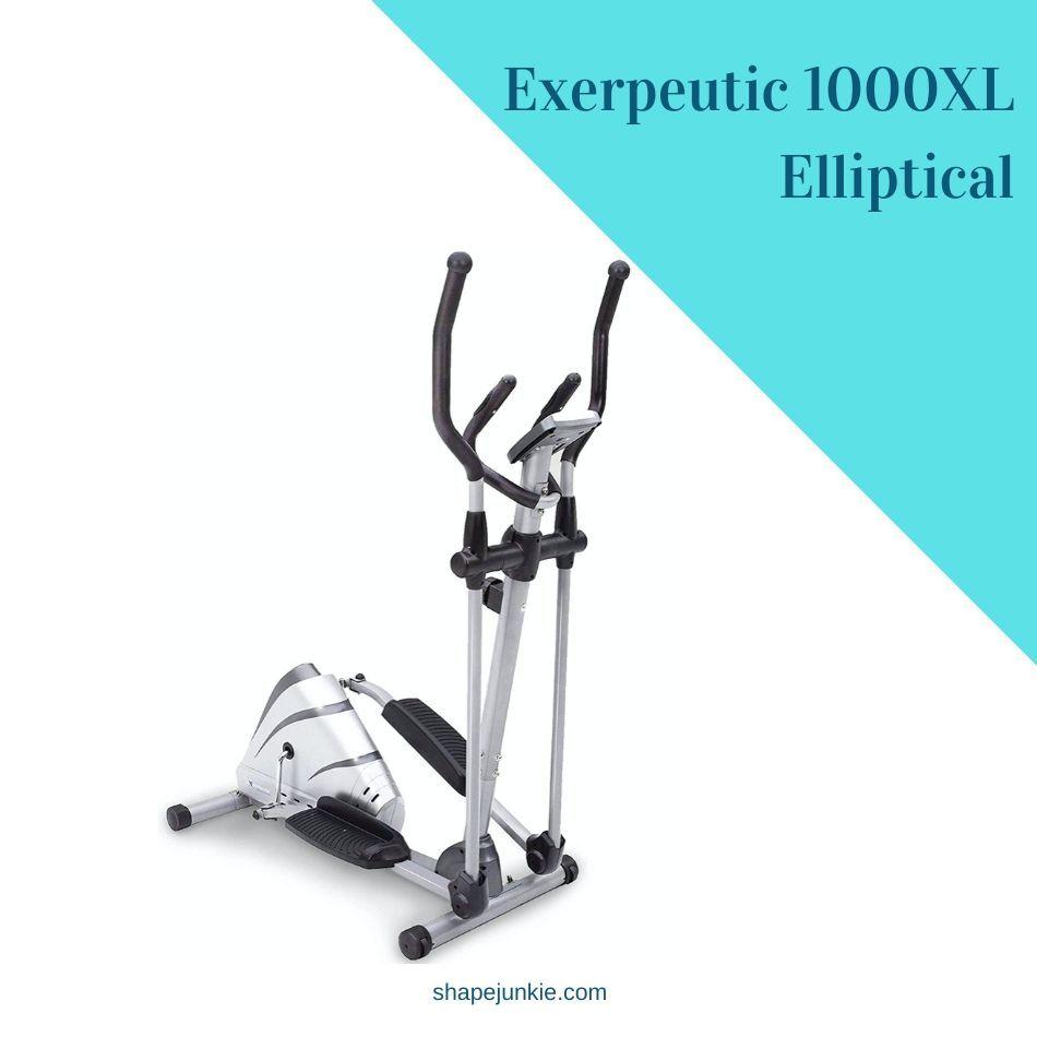 Exerpeutic 1000XL Elliptical