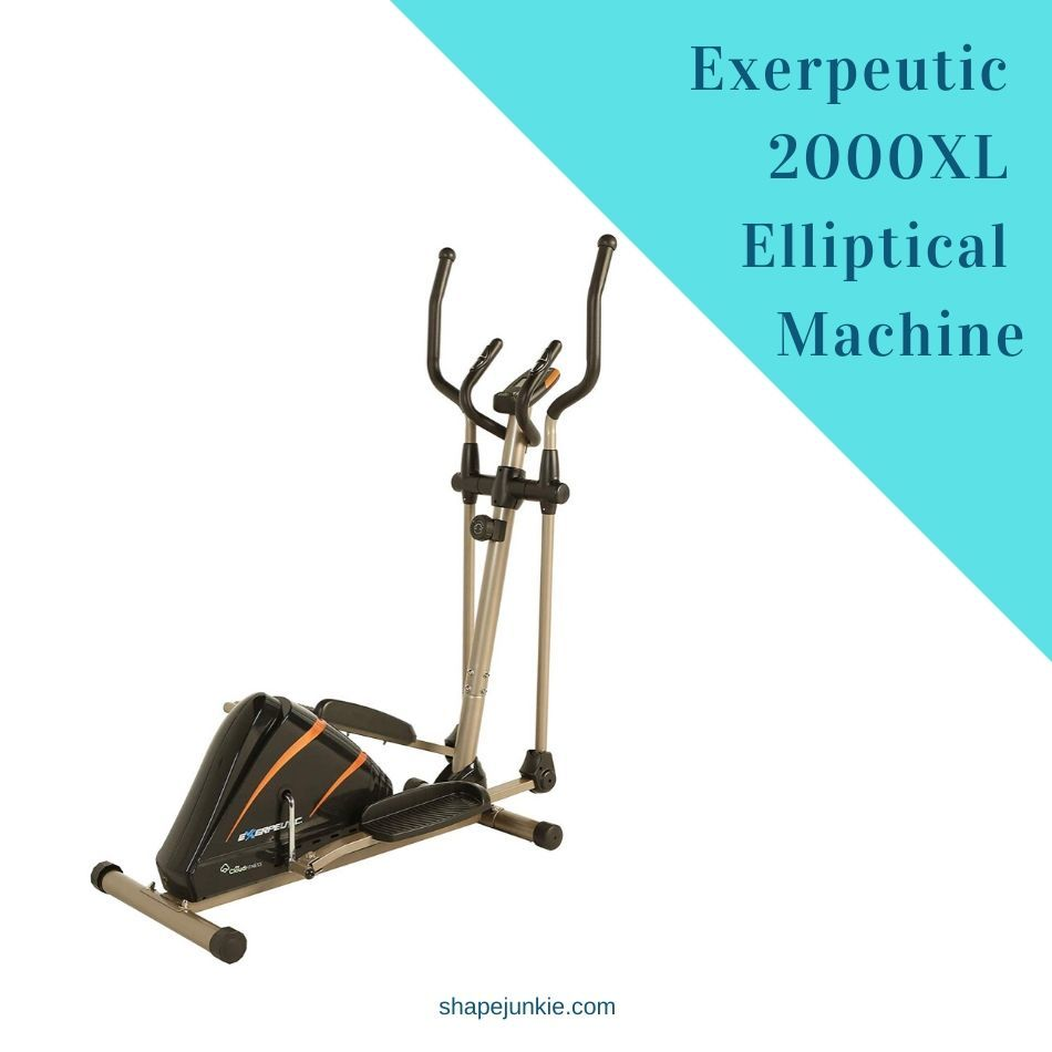 Exerpeutic 2000XL elliptical machine