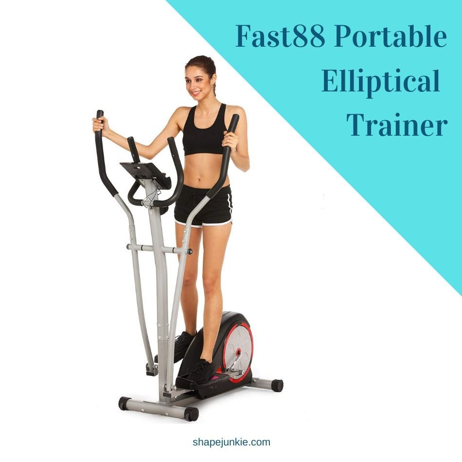 Fast88 Portable Elliptical Machine Trainer