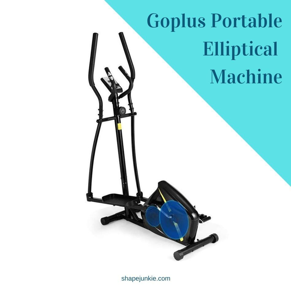 Goplus Portable Elliptical Machine