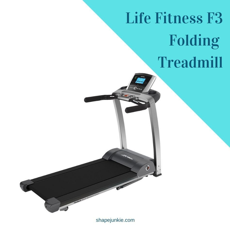 Life Fitness F3 Folding Treadmill