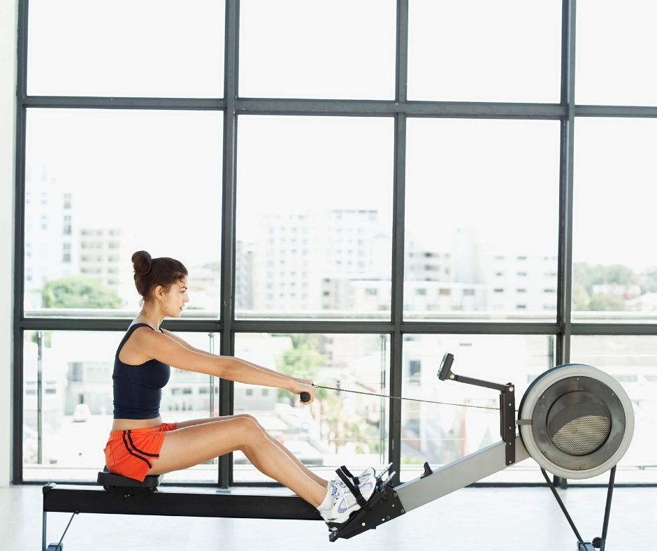 Why Pick A Rowing Machine?