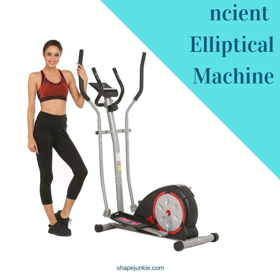 ncient Elliptical Machine
