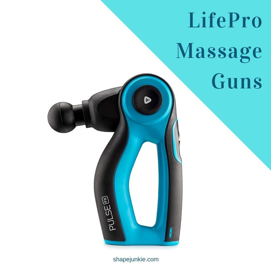 Lifepro Percussion Massage Guns