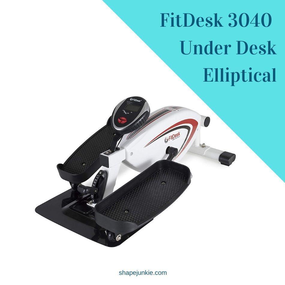 FitDesk 3040 Under Desk Elliptical