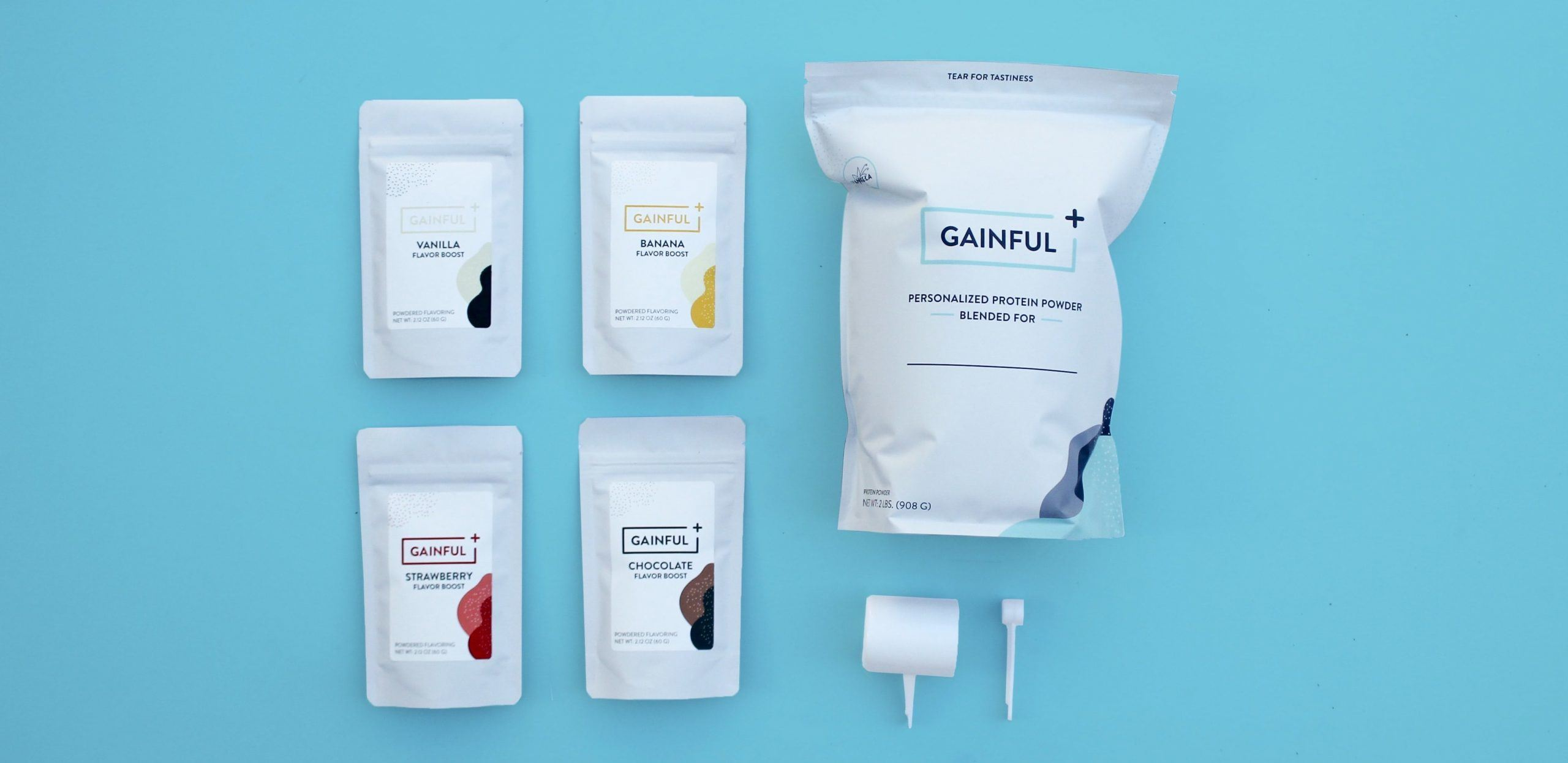 gainful protein packaging
