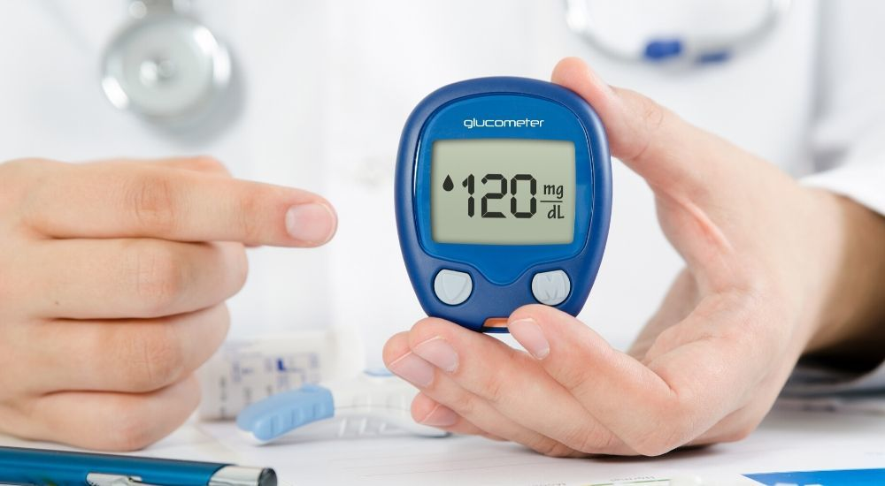 reduction of blood sugar levels