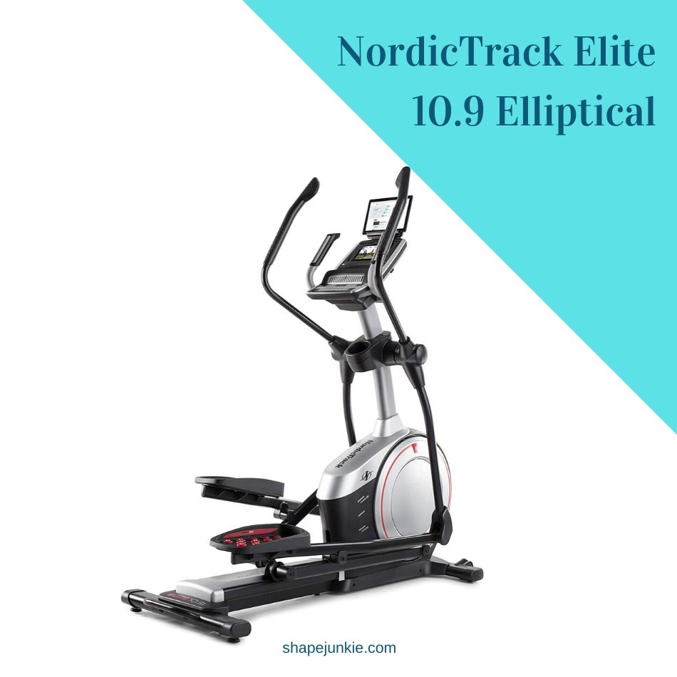 NordicTrack Elite 10.9 Elliptical Review
