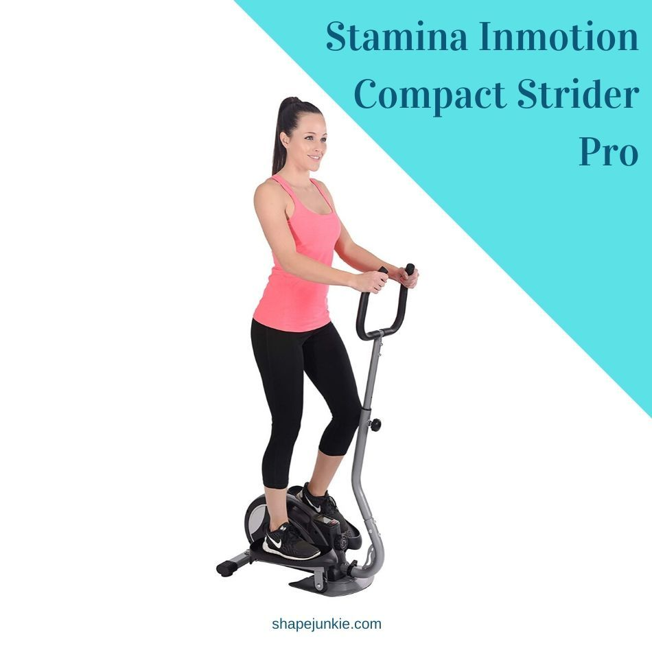 Stamina Inmotion Compact Strider Pro review