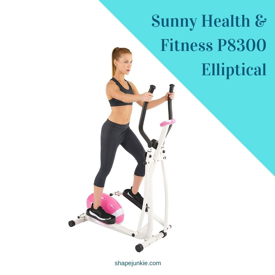 Sunny Health & Fitness P8300 Elliptical Review