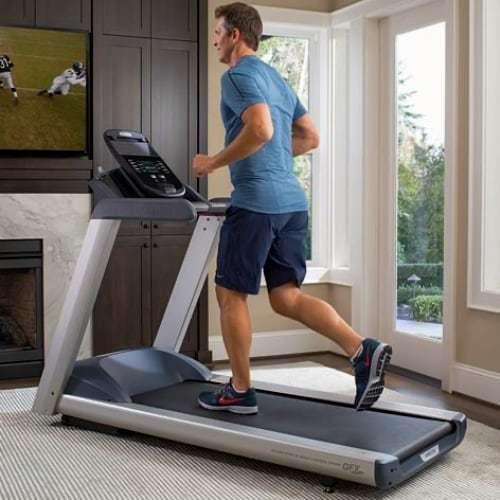 Precor TRM 425 treadmill review