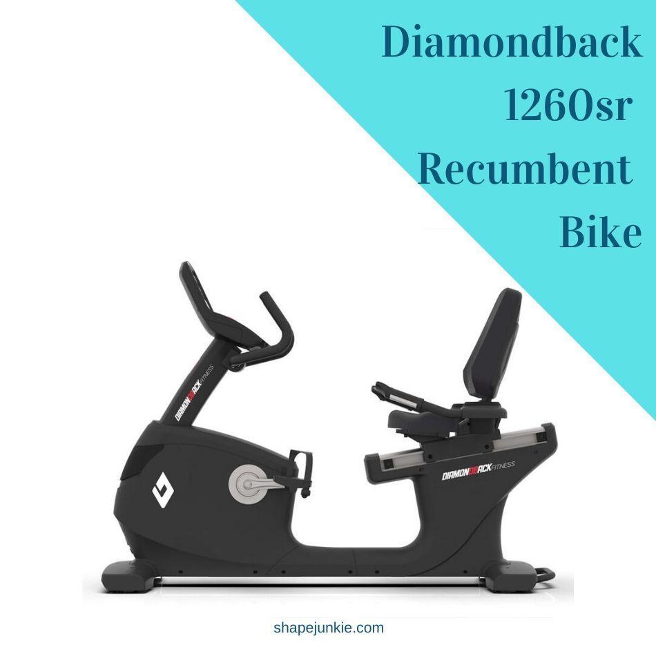 Diamondback 1260sr Recumbent Magnetic Exercise Bike review
