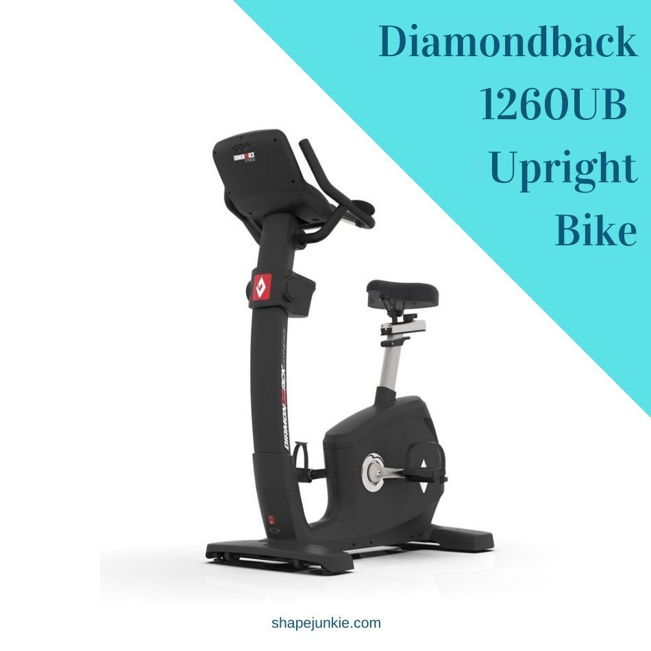 Diamondback 1260ub Upright Magnetic Exercise Bike review