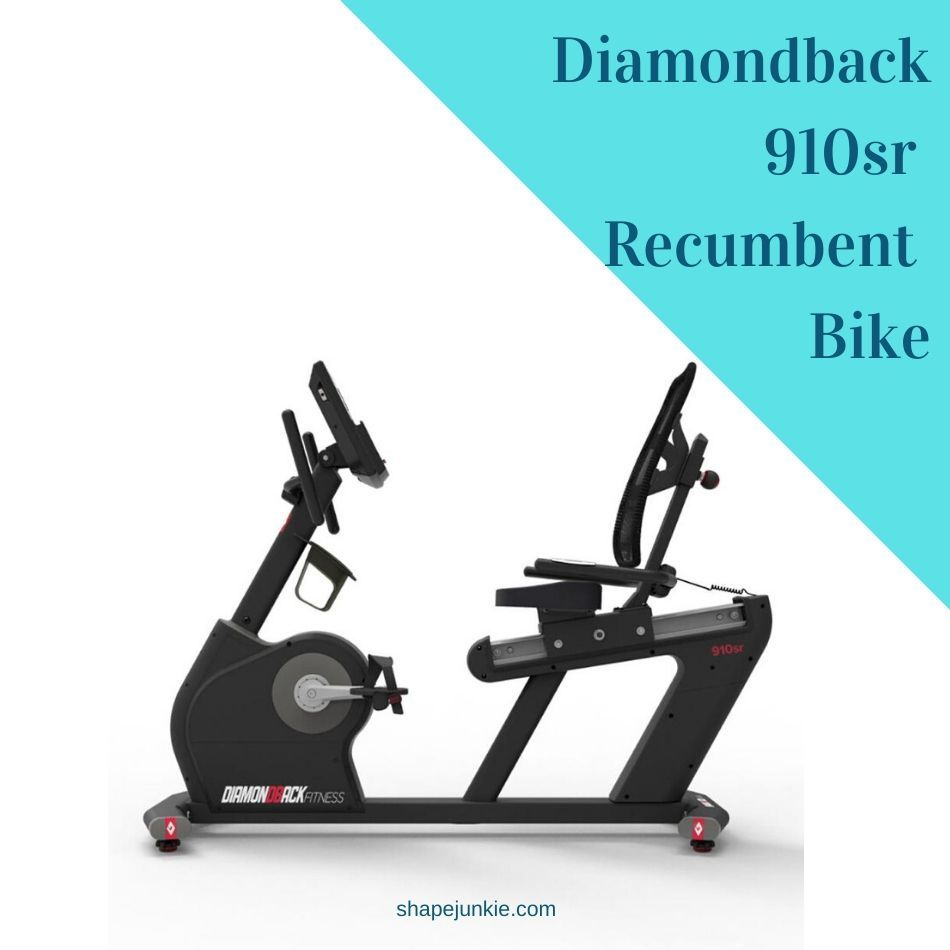 Diamondback 910sr Recumbent Magnetic Exercise Bike review