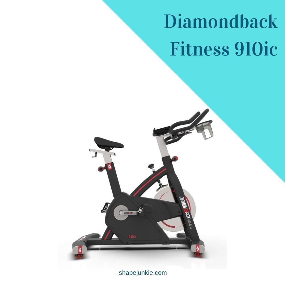 Diamondback Fitness 910ic Indoor Cycle Magnetic Trainer Review